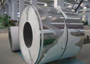 6१6 / 6१6L स्टेनलेस स्टील कोइल
