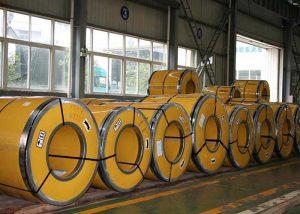 स्टेनलेस स्टील कोइल्स 4०4 / 4०4 एल