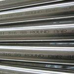 ASTM A276 AISI 316 स्टेनलेस स्टील गोल बार