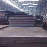 NM500 NM400 उच्च शक्ति लगाउने प्रतिरोधी स्टील प्लेट