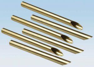 C44300 C68700 पीतल कपर मिश्र धातु ट्यूब ASTM B111
