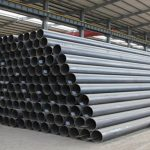 LSAW स्टील पाइप API 5L 5CT ASTM A53 EN10217