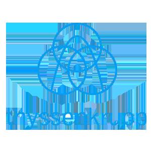 Thyssenkrupp लोगो