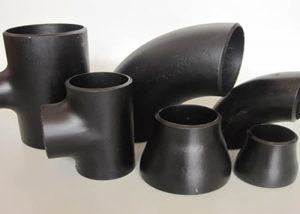 कार्बन स्टील पाइप फिटिंग ASTM / ASME A234 WPB-WPC A420-WPL6