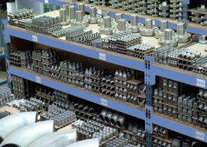 Inconel 625 कुहिनो रिड्यूसर निकल मिश्र धातु पाइप फिटिंगहरू