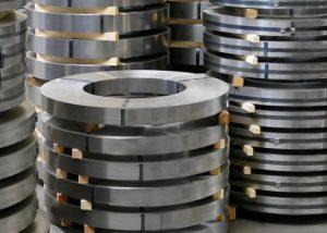 २०१० 4०4 6१6 9० cold कोल्ड रोल्ड स्टेनलेस स्टील स्ट्रिप २ बी / बीए / No / एचएल / मिरर सतहको साथ